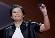 AMD doing well as profits are Ryzen and bottom line is EPYC
