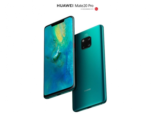 My new buddy is called the Huawei Mate 20 Pro