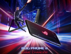 Asus beefs up ROG Phone II for European launch