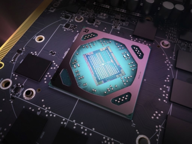 AMD Polaris 30 GPU made at both GlobalFoundries and Samsung