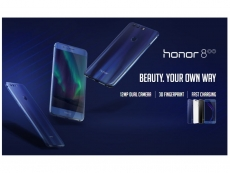 Huawei unveils Honor 8 smartphone in Europe