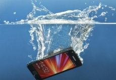 Waterproofing mobiles will backfire