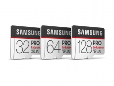 Samsung announces new PRO Endurance series microSD cards