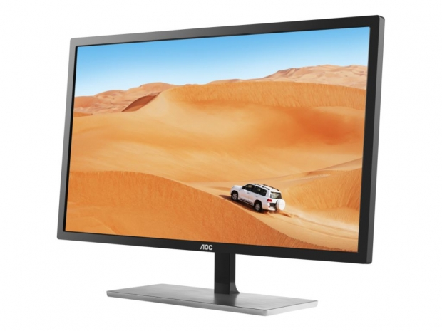 AOC unveils cheap 31.5-inch 1440p display