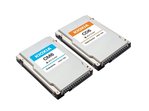 Kioxia NVMe SSDs qualified for Supermicro server and storage platforms