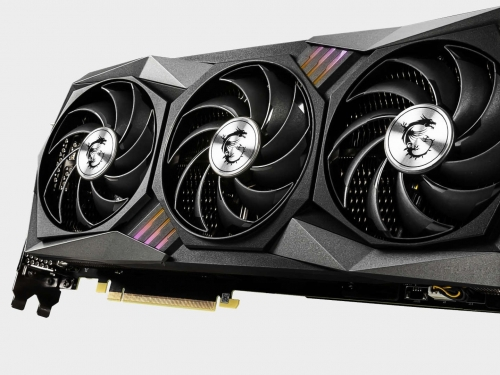 MSI subsidiary scalped MSI GeForce RTX 30 cards