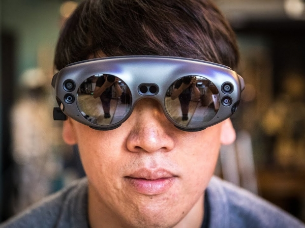Magic Leap lays off staff and gives up on consumers