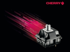 Cherry launches new MX Speed mechanical switches