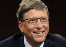 Gates did not back the FBI against Apple