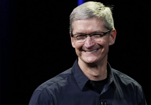 Tim Cook is a billionaire