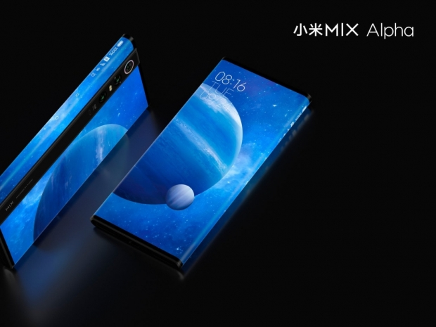 Xiaomi unveils the Mi Mix Alpha with SD855+ and 108MP camera