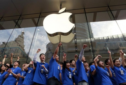 Apple iPhone sales fall by 20 percent