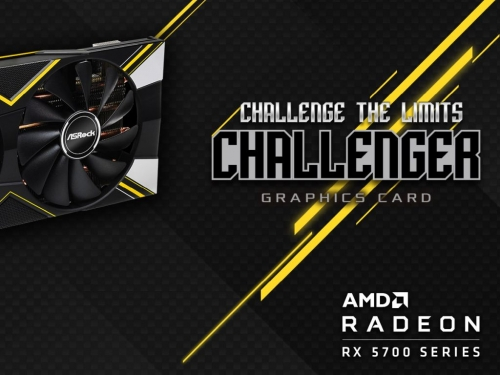 ASRock shows its custom RX 5700 Challenger graphics cards