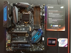 MSI unveils Z270 motherboard lineup at CES