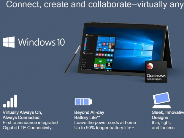 Qualcomm signs up Amazon and JD.com to Windows 10 on Snapdragon