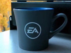 EA declining because of full-game net bookings and cash flow issues