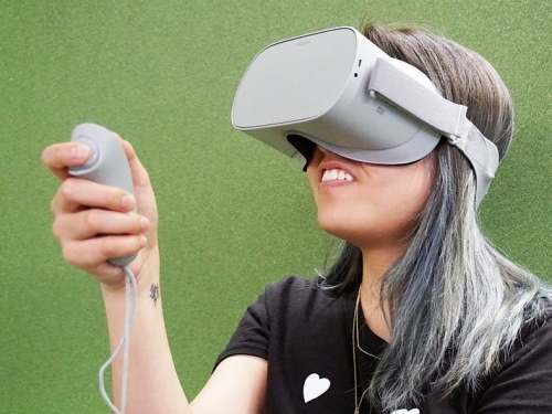 Oculus Go has price slashed