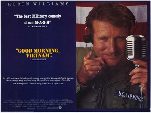 "Intel says ""Good Morning, Vietnam!"""