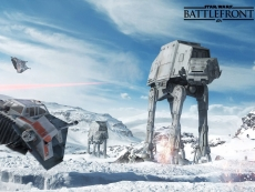 EA/DICE Star Wars: Battlefront gets new trailers at E3 2015