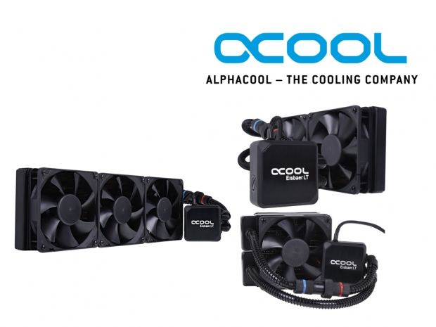 Alphacool launches Eisbaer LT AiO liquid cooler series