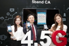 SK Telecom to launch a 5-Band CA