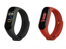 Xiaomi Mi Smart Band 4 also launches in Europe