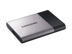 Samsung announces new Portable SSD T3 at CES 2016
