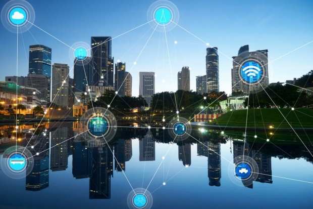 Internet of Things to grow 35 percent each year