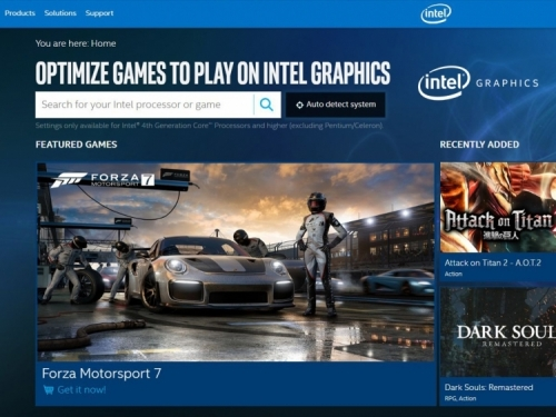 Intel's latest graphics driver fixes many bugs