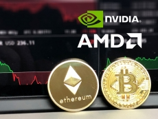 Nvidia and AMD to suffer from crypto downturn