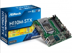 ASRock issues Mini-STX board