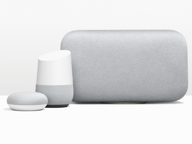 Google announces Home Mini and Home Max