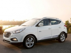 Hyundai developing hydrogen fuel cell SUV with 348 mile range