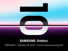 Samsung schedules Galaxy 10 Unpacked event for February 20th