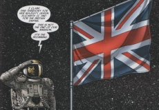 Brexit will kill UK space business