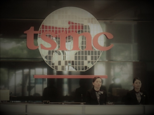 TSMC sees profits fall