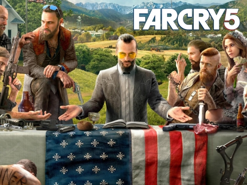Ubisoft reveals Far Cry 5 system requirements