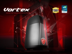 MSI Vortex gaming PC finally available, starting at US $2,199