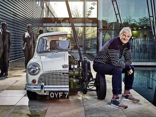 Dyson gives up on the car industry