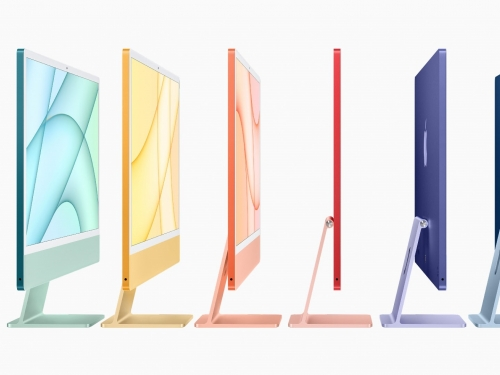 iMac shows Apple has lost its design mojo