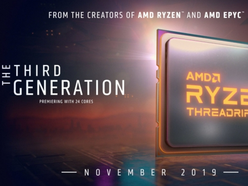 AMD's first 3rd gen Threadrippers goes official