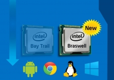 Braswell 14nm Atom graphics supports DirectX 12