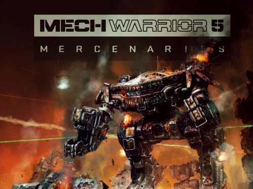 MechWarrior 5: Mercenaries launching on December 10th on Epic Games Store
