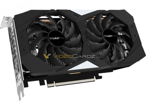 Gigabyte GeForce RTX 2060 OC leaked