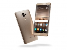 Huawei announces the new Mate 9 smartphone