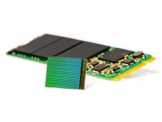 3D NAND flash output to increase in 2H 2017