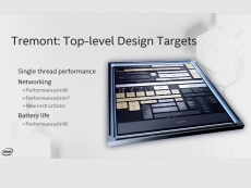 Tremont 10nm mobile and desktop detailed