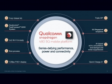 Qualcomm announces Snapdragon 480 5G
