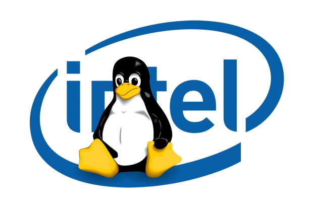 Intel shows Android smartphone running a Linux desktop