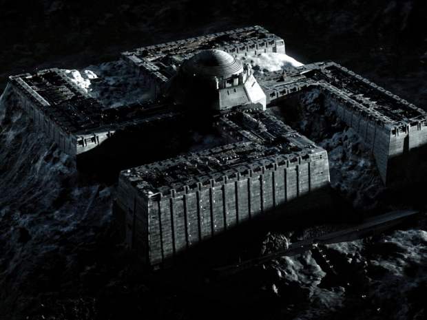 Scientists discover Nazi monuments on the dark side of the moon